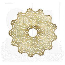 661498 Sizzix Thinlits Die Doily #2 - by Tim Holtz